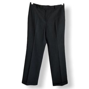 Brooks Brothers Pin Striped Cuffed Trouser Pants